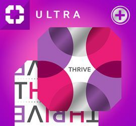 THRIVE Plus - DFT Ultra Purple  -Weight Management -Mental Acuity -Appetite Control -Energy & Circulation -Supports Nutrition Looks good, feel good and its fun too!  THRIVE and get your friends to THRIVE with you!