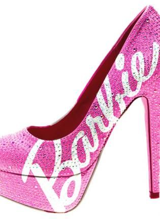Barbie Pink Pumps