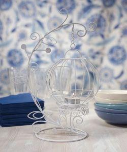 Ornamental Wire Vine Centerpiece