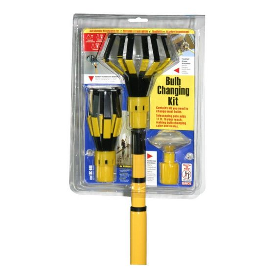 Shop Bayco  Light Bulb Changer Kit at Lowe's Canada. Find our selection of light bulb changers at the lowest price guaranteed with price match + 10% off.