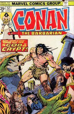 Conan the Barbarian #52