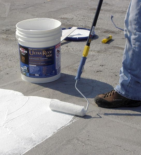 """One of the best ways to slow this heat flow into your mobile home is to install a white elastomeric """"cool roof"""" coating. Metal mobile home roofs are easy to re-coat.Read more..."""