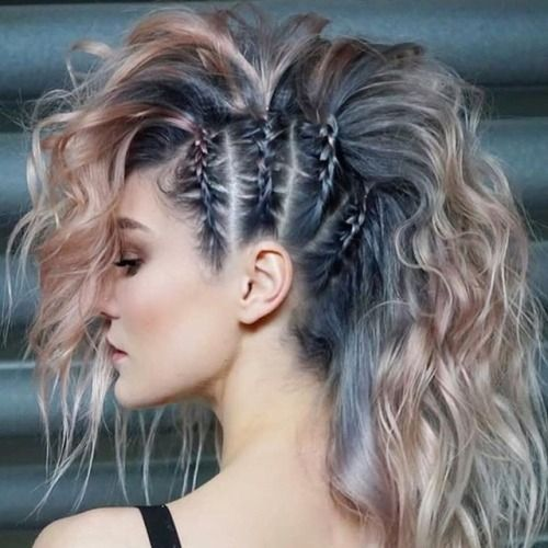 Photo Http Www Qunel Com Fashion Street Style Beauty Makeup Hair Men Style Womenswear Shoes Jacket Hair Styles Curly Hair Styles Hair