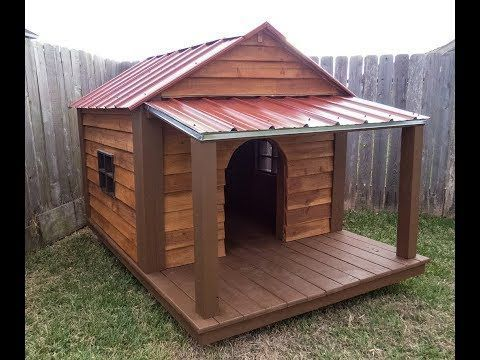 3 Practical Tips For Building Your Own Dog House Big Dog House