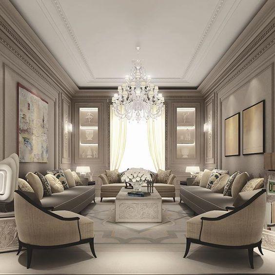 Interior Rumah Mewah