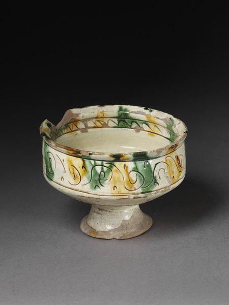 Byzantine/ Cyprus  Goblet | V 13th - 14th Centuries