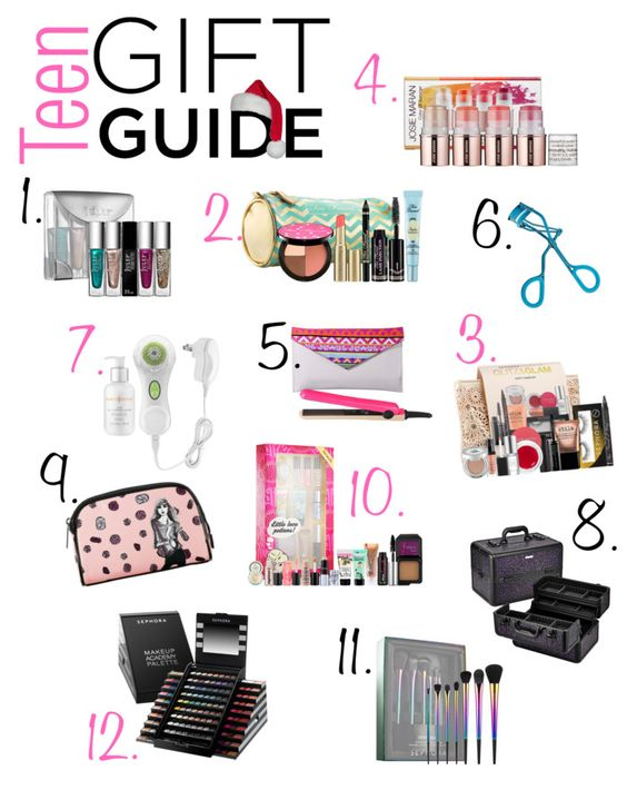 Teen Holiday Gift Guide featuring products from Sephora.com Our ...