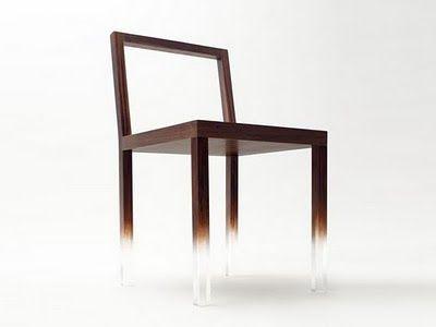 Nendo Fadeout Chair