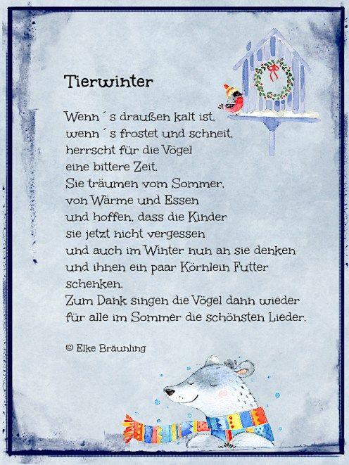 Tiere Im Winter Archive Geschichten Fur Kinder Wintergedichte Fur Kinder Herbstbastelprojekte