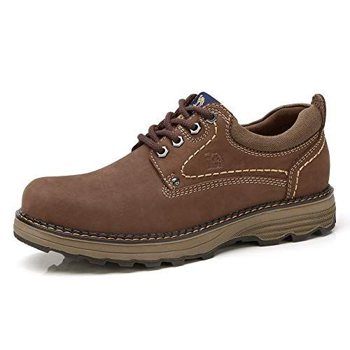 Mens Uniform Work Boots Lightweight Work Shoes Casual Off-Road Cowboy