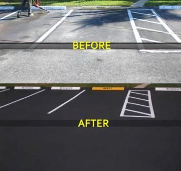 Pavement Parking Lot And Benefits Of On Pinterest