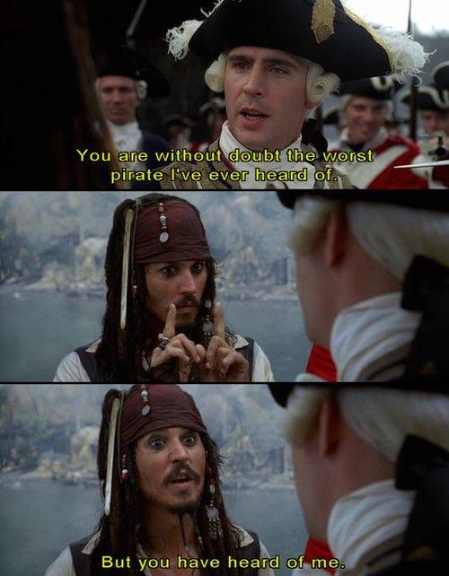 Captain Jack Sparrow: