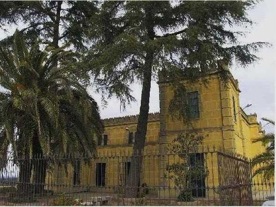 Badajoz el carrascalejo casa rural canchogordo casa con for Casa rural mansion terraplen seis