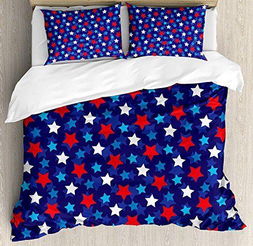 Navy Blue Duvet Cover Set Luxury Soft Hotel Quality 4 Piece Twin Plush Microfiber Bedding Sets American Navy Blue Duvet Cover Duvet Cover Sets Duvet Bedding