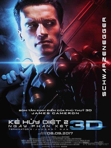 Kẻ Hủy Diệt 2: Ngày Phán Xét (2017) - Terminator 2: Judgement Day