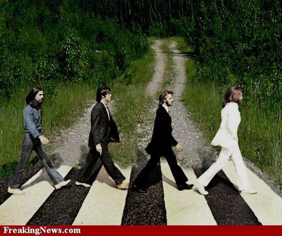 Abbey Road (or is it)