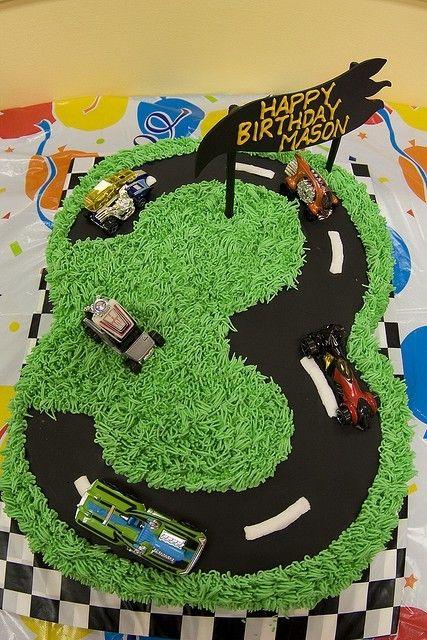 pastel carretera cars