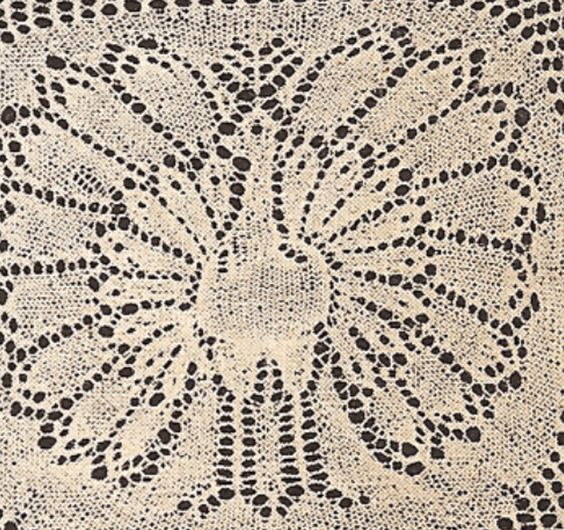 Knit Doily Patterns
