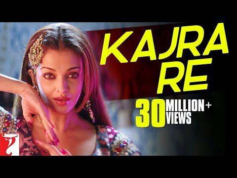 Kajra Re Song Bunty Aur Babli Amitabh Bachchan Abhishek Bachchan Aishwarya Rai Youtube Bollywood Music Videos Songs Aishwarya Rai
