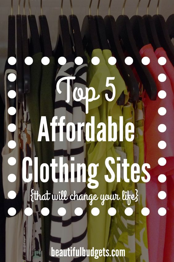 Once you can make shopping affordable - you take it to a whole other level. Fashion on a budget is literally my heaven on earth - and now it can be yours too!