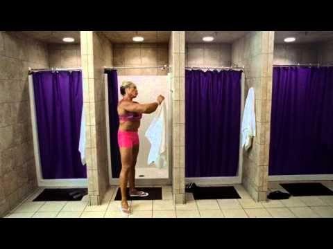 Lauren powers segment on tosh0 - 5 5