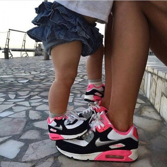 Mommy And Me Nike Shoes