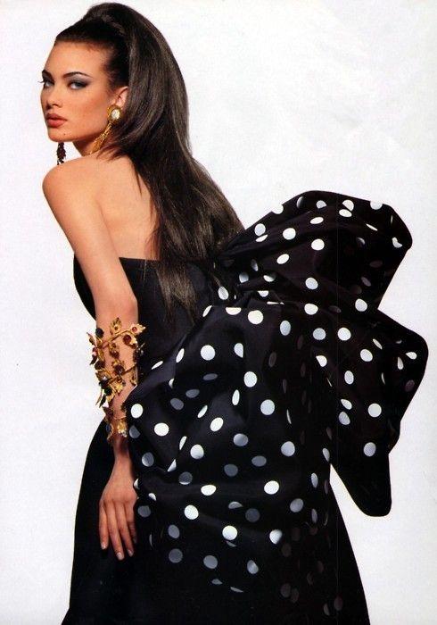 polka dot fashion | Keep the Glamour | BeStayBeautiful