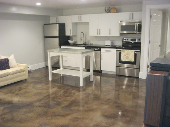 kitchen a couple of basement pinterest basement ideas