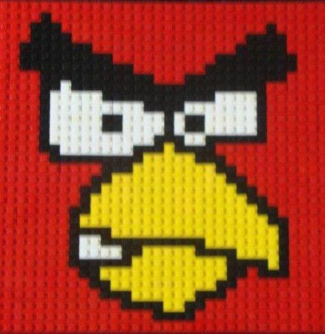 Lego Mosaics