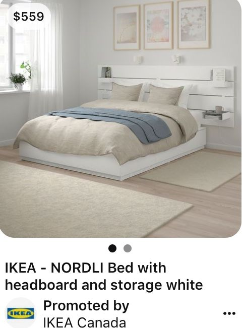 Pin De Brigitte En Apartment Bedroom, Ikea Canada White Bedroom Furniture