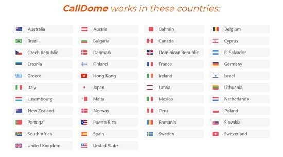 Calldome Review Bonus Marketing Software Lithuania Norway