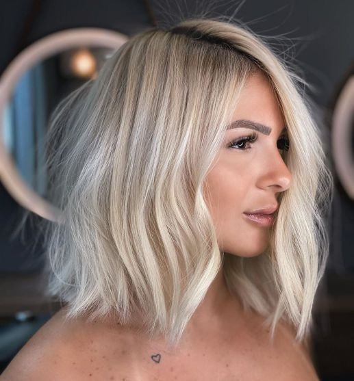 50 Best Bob Haircuts And Bob Hairstyles For 2021 Hair Adviser Trendy Bob Hairstyles Bobs Haircuts Bob Hairstyles