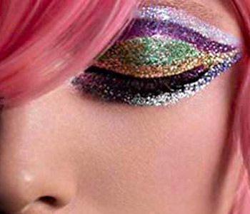 New Style and Sparkling Eyeshadows