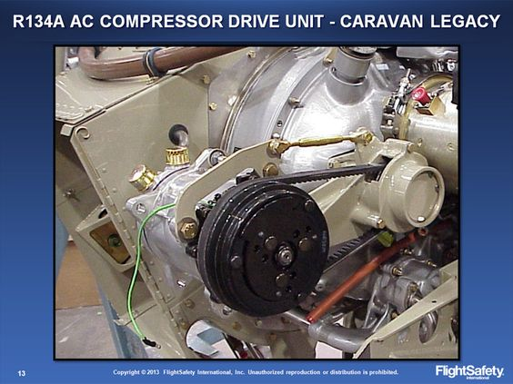 Cessna 208EX Differences - Maintenance   FlightSafety ...