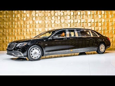 2019 Mercedes Maybach S 650 Pullman Most Luxury Vehicle In The World Youtube Mercedes Maybach Maybach Maybach Car
