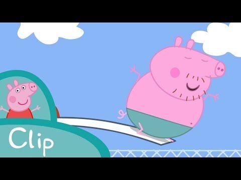 Peppa Pig Francais Tous A La Piscine Dessin Anime Youtube Peppa Pig Dessin Anime Dessin Anime Francais