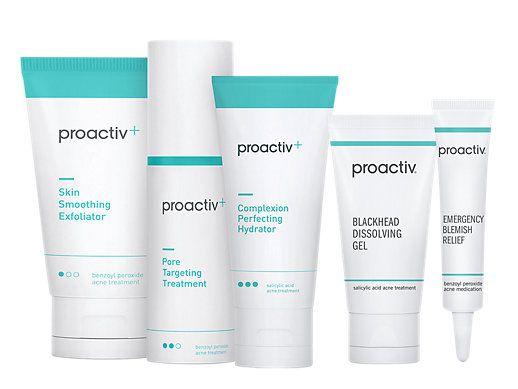 Pa Plus 5pc 30d Bdg Ebr Ent Ccb Char White Silic Heads Gtm Proactiv Proactive Skin Care Skin Care Kit