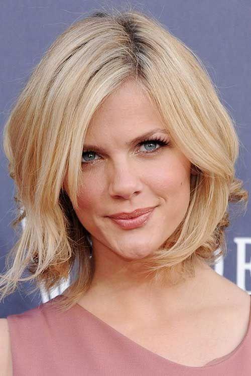 Image for Mariska Hargitay Short Hairstyles | Bob ...  |Bobbed Hair For Thick