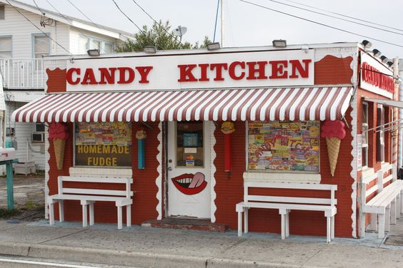 Maderia Beach, Florida Any kind of old fashion candy you want they have it.. great ice cream too.. see in real soon...