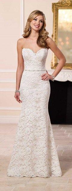 Vestido de Noiva por Stella Iorque Primavera 2016