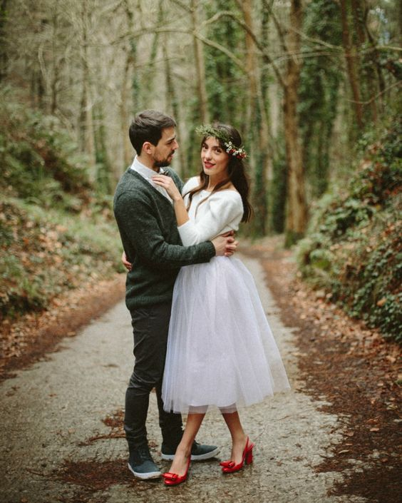 AMOR EN LAS MONTAÑAS DEL IZARRAITZ | Popelin | Happy Weddings. casual rustic wedding. boda rustica. invierno. winter.