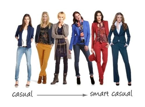 Collection Casual Dress Code Pictures - Get Your Fashion Style