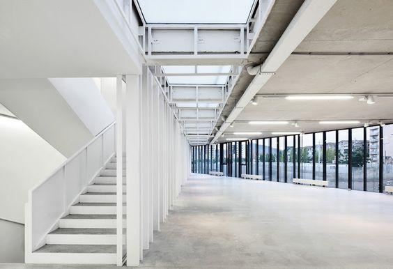 Pepe Gascón > Escuela de Educación Especial Sant Miquel, Sant Feliu de Llobregat | HIC Arquitectura