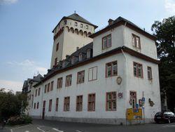 Kurtrierische Burg Boppard