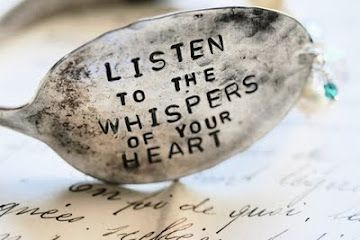 ~Listen To The Whispers of Your Heart~ <3