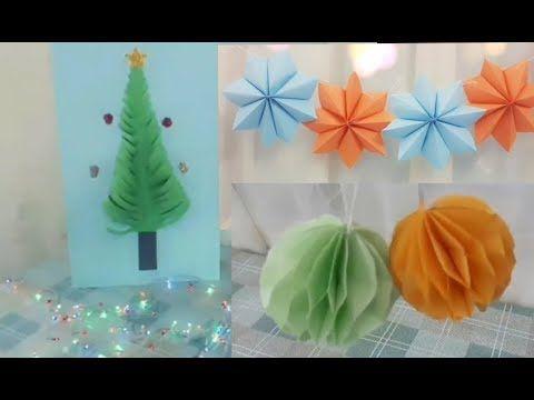 ٣ افكار لزينة الكريسمس Christmas Ideas شجرة عيد الميلاد Pineapple Fruit Lei Necklace