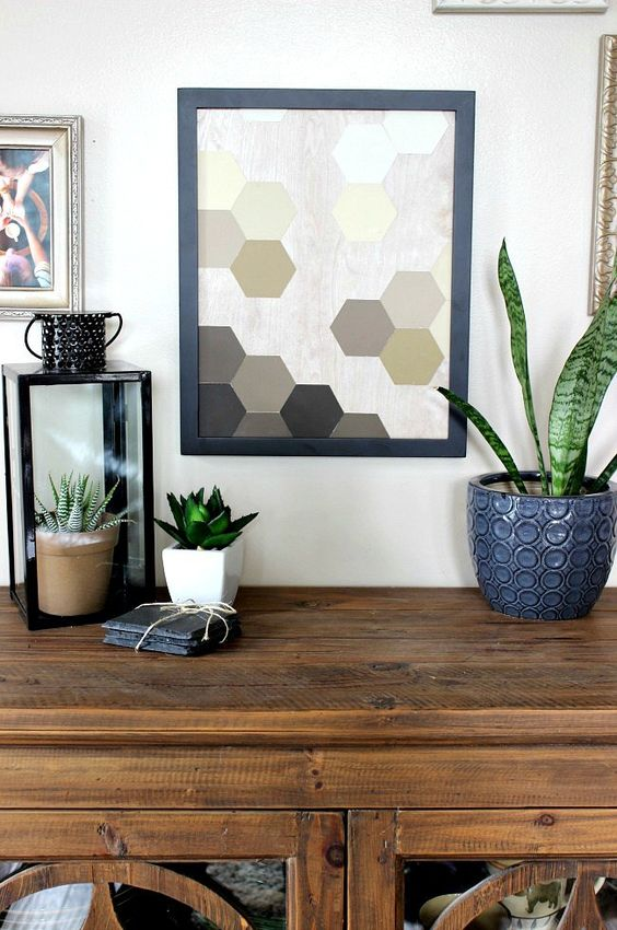 We wanted to share a collection of DIY Hexagon Wall Art Ideas from a few of our favorite bloggers, to show you a simple way to add art to your room. DIY METAL HEXAGON WALL ART Kati Farrer fromHouseful ofContinue Reading