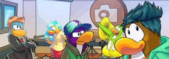 Novidades | Club Penguin