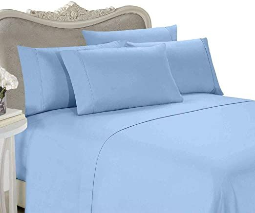 Egyptian Bedding Luxurious 1500 Thread Count Full Siberian Goose Down Comforter 8 Pc 1500 Tc Bed In A B Bed Linens Luxury Luxury Bedding Egyptian Cotton Sheets