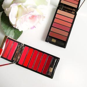 Review: L´Oréal Color Riche La Palette Lips